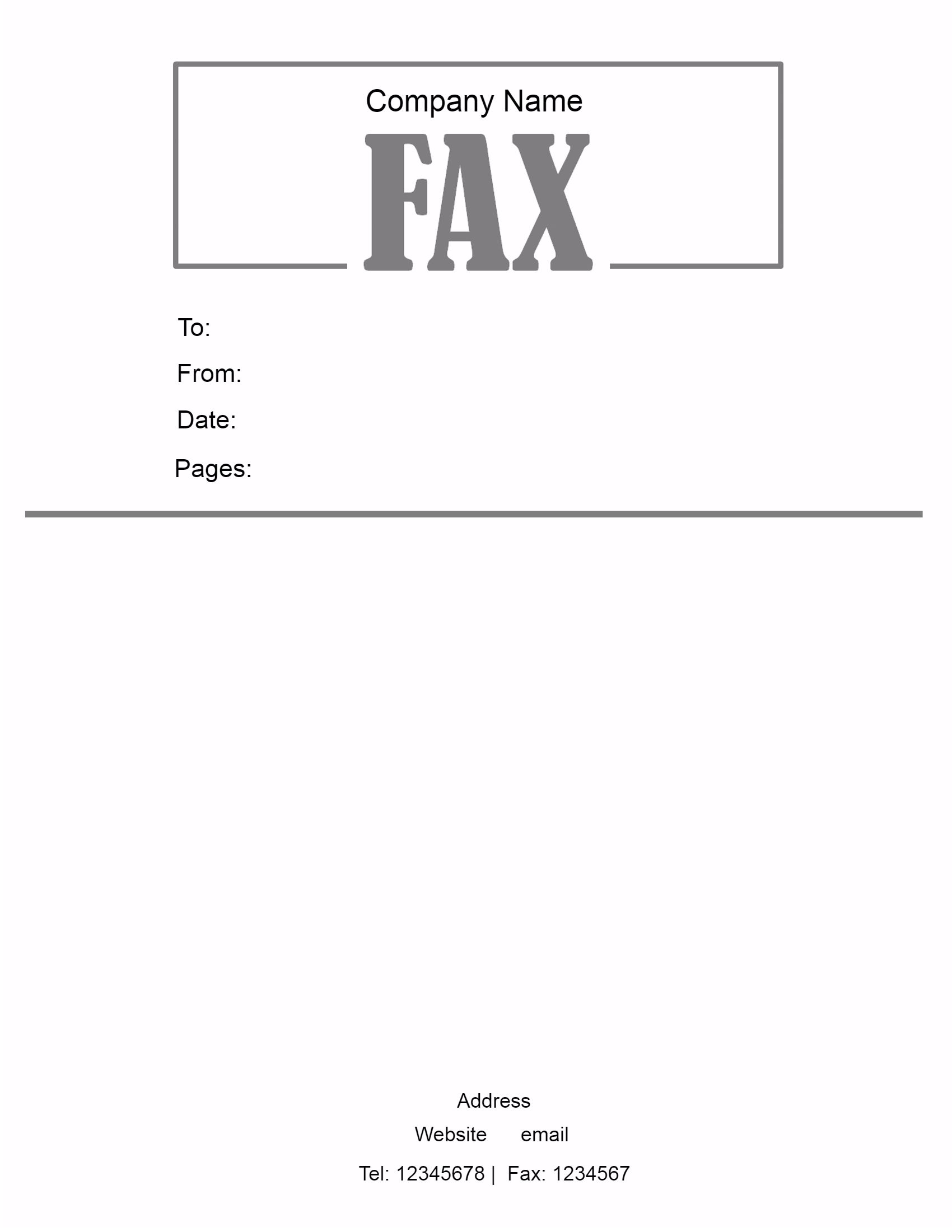 doc fax covers fax cover sheet template printable fax cover letter template fax covers