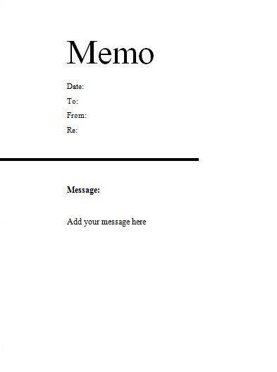 printable template pdf or png format memo template
